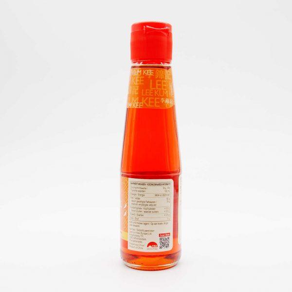 Chiliöl, Lee Kum Kee, 207 ml