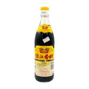 Chinkiang Dunkler Reisessig, Heng Shun, 550ml