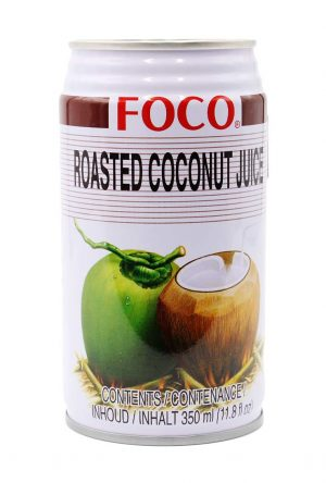 FOCO Roasted Coconut Juice 350 ml