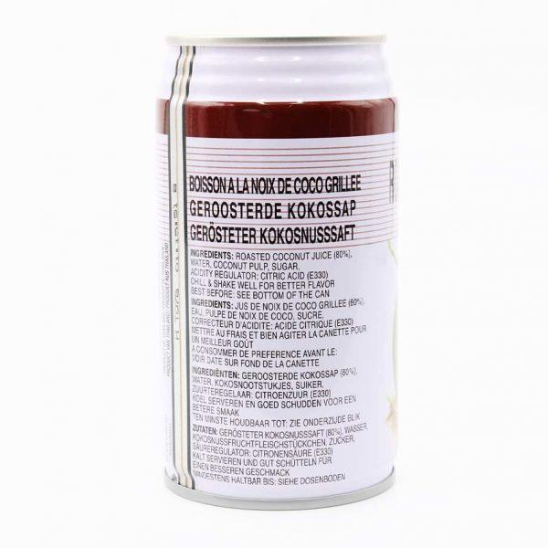 FOCO Roasted Coconut Juice 350 ml