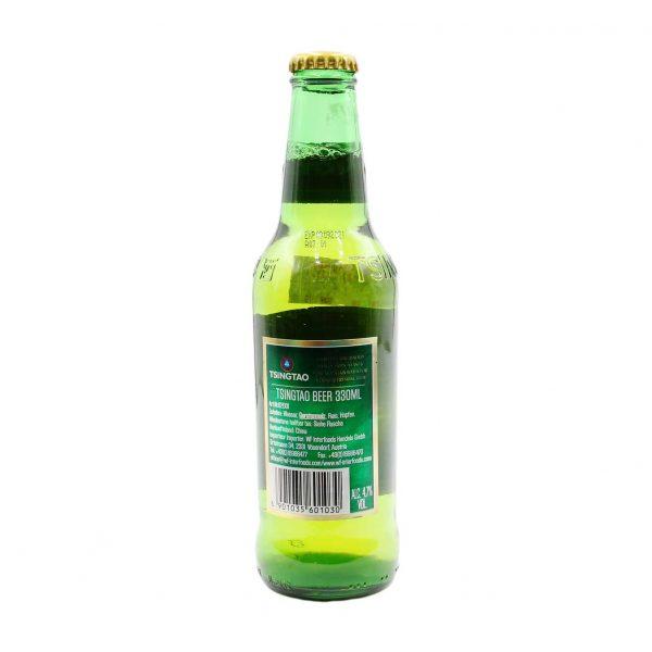 Tsingtao Bier 4.7% Vol 330ml
