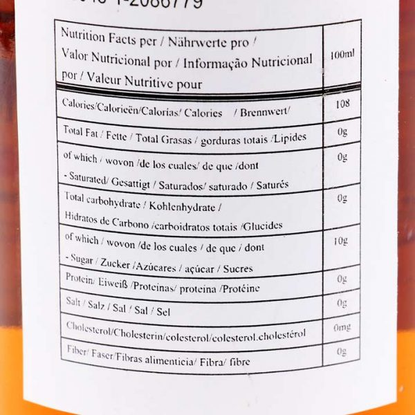 Pflaumenwein 13% Vol White Rabbit 750 ml