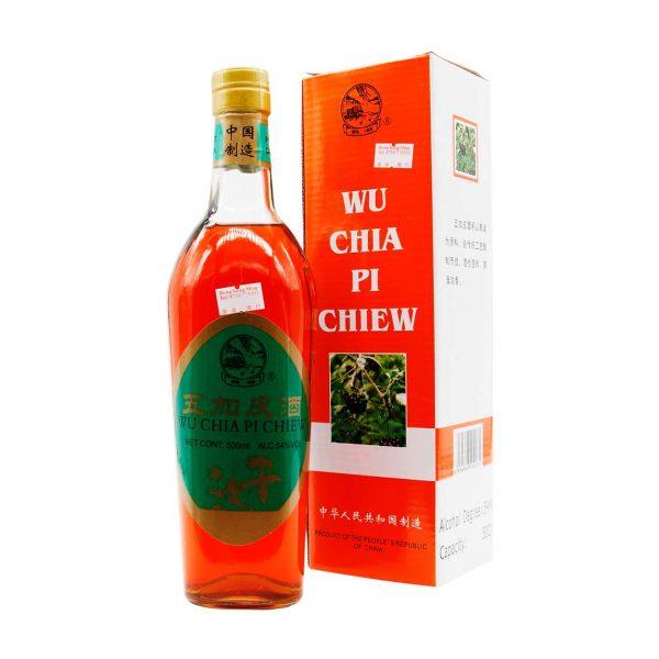 Wu Chia Pi Chiew Wurzelschnaps 54% Vol, Golden Star, 500 ml