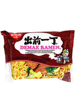 Nissin Demae Ramen Rindfleichgeschmack
