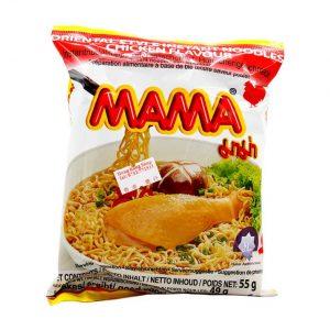 Instantnudeln mit Hühnerfleischgeschmack, MAMA, 55 g