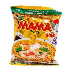 Instantnudeln mit Schweinefleischgeschmack, MAMA, 60 g