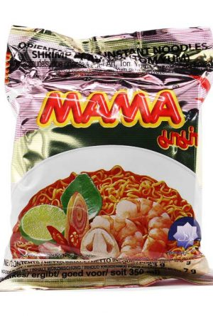 Instant Nudelsuppe Tom Yum, Marke MAMA, 60g