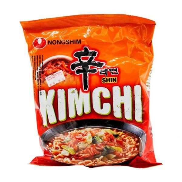 KimChi Ramyun, Nong Shim, 120g