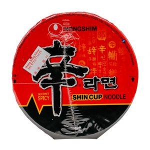 Shin Cup Noodle Soup, Nong Shim, 75g
