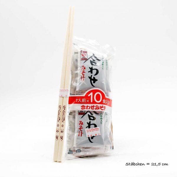Miso-Suppe, Masuya, 180g (10x18g)