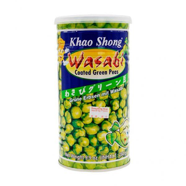 Wasabi Erbsen, Khao Shong, 280g