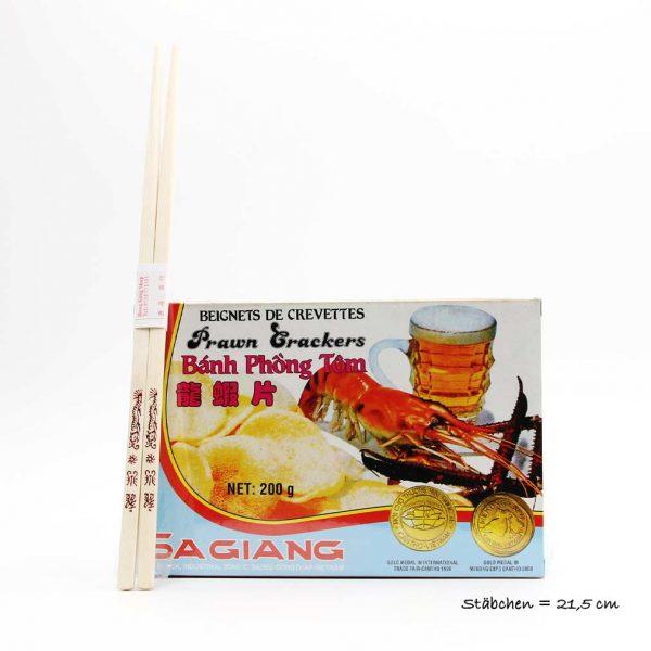 Hummerchips roh, Sa Giang, 200g