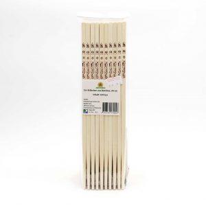 Bambus-Stäbchen 10 Paare