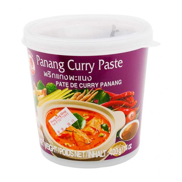 Currypaste Panang, Cock Brand, 400g