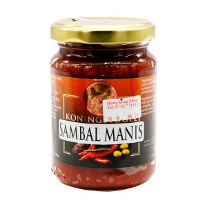 Sambal Manis, Koningsvogel, 200g