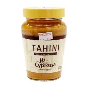 Weiße Sesampaste Tahini, Cypressa, 300g