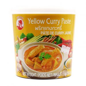 Curry Paste Gelbe, Cock Brand, 1kg