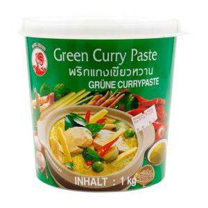 Currypaste grün, Cock Brand, 1kg
