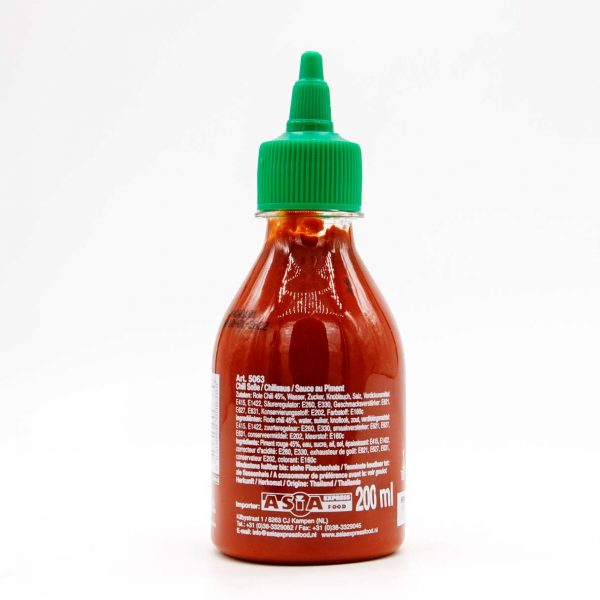 Sriracha Chili Sauce, Pantai, 200ml G