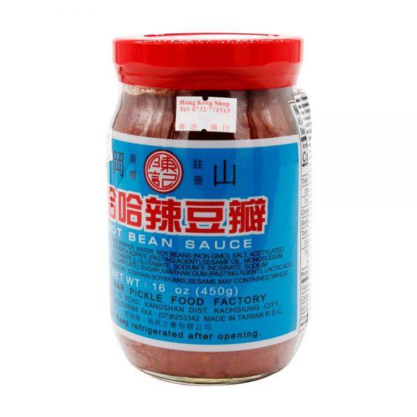 Hot Bean Sauce, Har Har, 450g 豆瓣酱