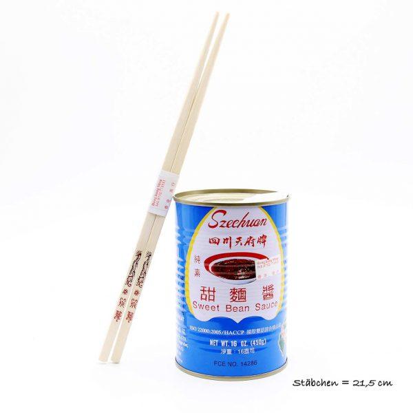 Sweet Bean Sauce SZECHUAN 450g