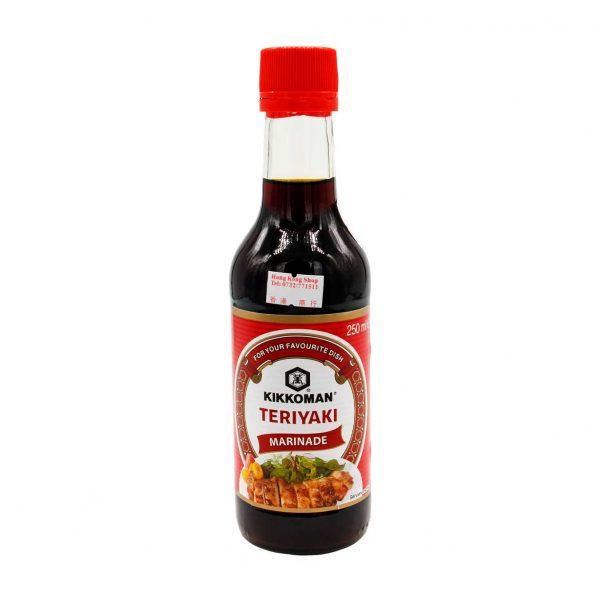 Teriyaki Sauce, Kikkoman, 250ml