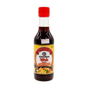 Wok Sauce, Kikkoman, 250ml
