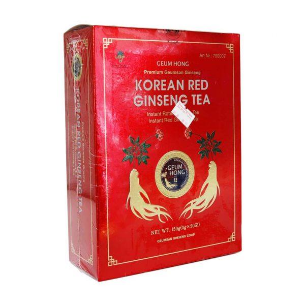 Roter Ginseng Tee, Geum Hong, 150 g (50x3g)