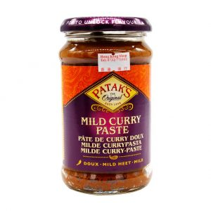 Mild Curry Paste, Patak's, 283g