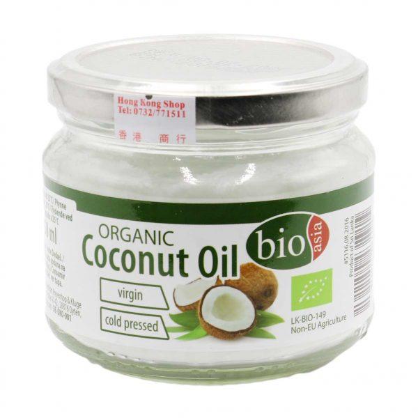 Bioasia Bio Kokosnussöl virgin 250 ml