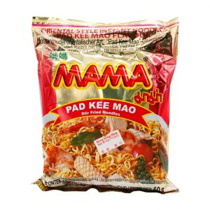 Instantnudeln Pad Kee Mao, MAMA, 60g