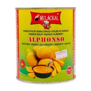 Alphonso Mango Pulp, Mulaskal, 850g