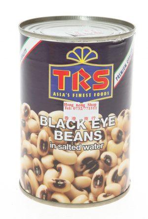 Black Eye Beans in Wasser
