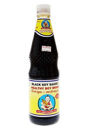 Sojasauce dunkel Heallthy Boy Brand
