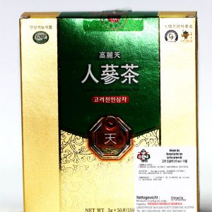 Koreanischer GinsengTee