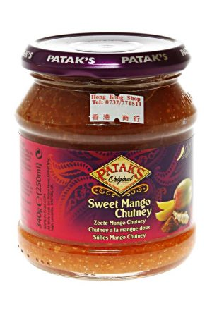 Patak's Sweet Mango Chutney