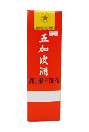 Wu Chia Pi Chiew Wurzelschnaps, 54% Vol 500 ml