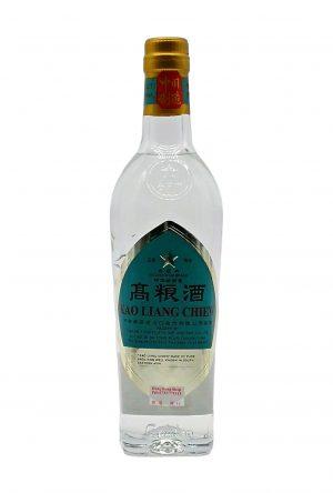 Kao Liang Chiew, chinesische Getreide-Spirituose 62%vol 500ml