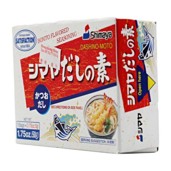 Shimaya Dashino Moto, Fischpulver 50 g