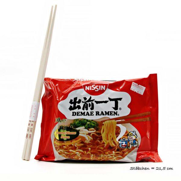 Nissin, Damae Sesamgeschmack 100g
