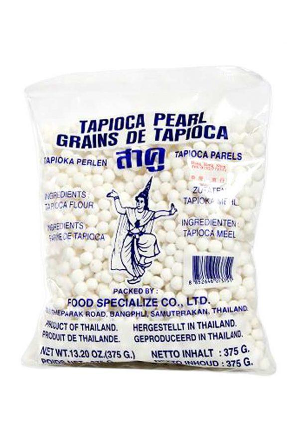 Thai Dancer Tapioka Perlen groß 375 g