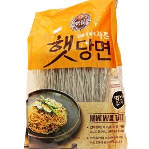 Beksul Korean Vermicelli Dang Myun Glasnudeln 500g