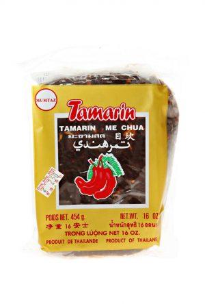 Mumtaz Tamarind ohne kern 454g