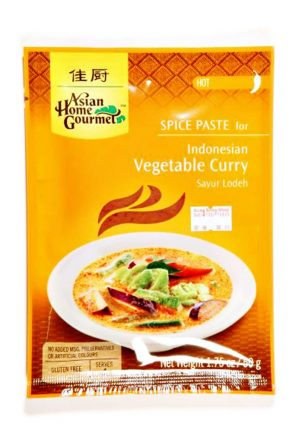 Asia Home Gourmet Vegetarisches Curry (Sayur Lodeh) 50g