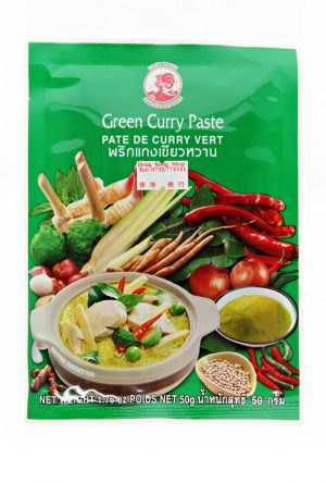 Cock Brand Green Curry (Kaang Kiew Wan) 50g