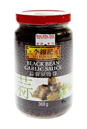 Lee Kum Kee Black Bean Garlic Sauce 368g