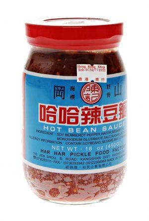 Har Har Hot Bean Sauce 450g
