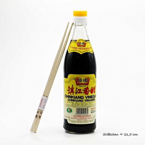 Chinkiang Dunkler Reisessig 550ml