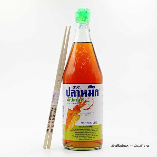 Fischsauce 725ml, Marke Squid aus Thailand