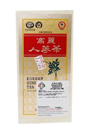 Assi Brand Koreanischer Ginsengtee 30 Teebeutel 90g